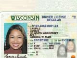 Wisconsin Drivers License Template Wisconsin Drivers License Template Sample New York State