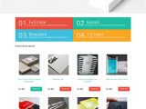 Woo Commerce Template Business Cards Store Woocommerce theme