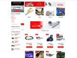 Woocomerce Template Woocommerce theme for WordPress Alpha Store Free