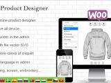 Woocommerce Custom Product Template Woocommerce Custom Product Designer by Dangcv Codecanyon