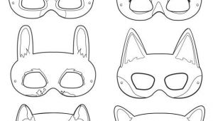 Woodland Animal Masks Template 25 Best Ideas About Animal Masks On Pinterest Paper