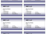 Word 2003 Business Card Template Business Card Templates for Word