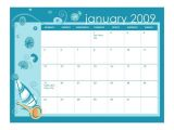 Word 2003 Calendar Template How to Make A Calendar In Microsoft Word 2003 and 2007