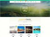 WordPress Blog Template PHP 21 Travel PHP themes Templates Free Premium Templates