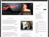 WordPress Create Post Template Metro WordPress theme Revolution Two