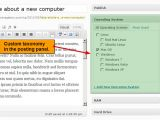 WordPress Custom Category Template WordPress Custom Category Template Introducing WordPress 3