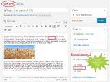 WordPress Custom Category Template WordPress Custom Category Template Wp Blog Manager Plugin