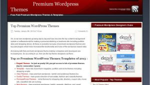 WordPress Paid Templates Information About Templates Com top Best Free