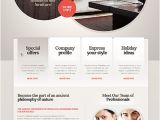 WordPress Splash Page Template Great Collection Of Website Templates Using Circles Entheos