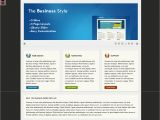 WordPress Subcategory Template Weblider Business WordPress Template Wp Templates