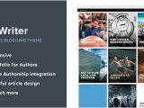 WordPress Templates for Authors 48 Best Author WordPress themes Free Website Templates