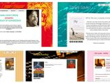WordPress Templates for Authors Authorlicious WordPress Template Preview Page 30 Day Books