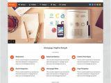 WordPress Templating Pytheas Free Responsive Corporate Portfolio WordPress theme