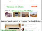 WordPress theme Documentation Template Thbusiness theme Documentation