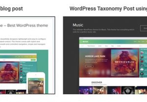 WordPress theme Post Template Free Custom Post Template WordPress Plugin is Released
