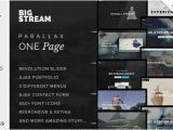 WordPress theme with Multiple Page Templates 16 Best Responsive One Page Joomla Templates 2018