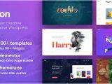 WordPress theme with Multiple Page Templates Fusion V1 3 23 Creative Multi Purpose WordPress theme