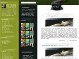 WordPress Video Blog Template WordPress Blog Template by Siostranocy On Deviantart