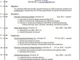 Work Experience In Resume Samples Resume for First Job No Experience How to Write A Resume