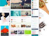 World Press Template Extra Drag Drop Magazine WordPress theme Elegant themes