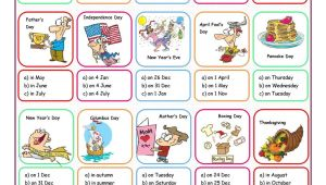 World Teachers Day Card Printable Festivals Around the Year Multiple Choice with Images