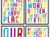 World Teachers Day Card Printable Six Printable School Staff and Principal Gifts I Should Be