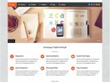 Worpress Template Pytheas Free Responsive Corporate Portfolio WordPress theme