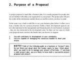 Writing A Business Proposal Template Pdf 46 Project Proposal Templates Doc Pdf Free Premium