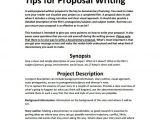 Writing A Business Proposal Template Pdf Writing Proposal Templates 19 Free Word Excel Pdf