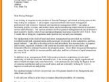 Writing A Cold Cover Letter How to Write A General Cover Letter