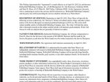 Writing A Contract Agreement Template Freelance Writer Contract Template with Sample