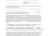 Writing A Contract Agreement Template Written Agreement Template Special How to Write A Contract