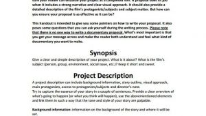 Writing A Proposal Template 15 Writing Proposal Templates Free Sample Example