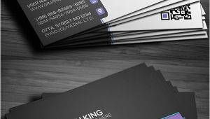 Www Business Card Templates Free Com Free Business Cards Psd Templates Print Ready Design