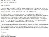 Www Cover Letter now Com Pharmaceutical Cover Letter Examples Cover Letter now