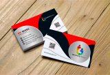 Www Creative Card Design Com Free Psd Creative Business Card Design – Graphicsfamily