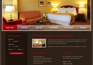 Www Templatemonster Com Free Templates Free Hotel Website Template 51453