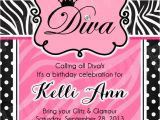 Www.uprint.com Templates Diva Invitation Template 15 00 Www Facebook Com