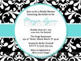 Www.uprint.com Templates Tiffany Blue Damask Bridal Shower Invitation Printable