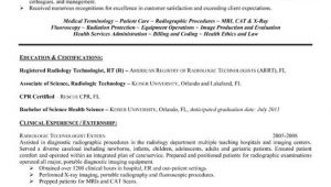 X Ray Student Resume Pin by Katie Whitney On X Ray Student Resume Resume