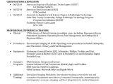 X Ray Tech Resume Sample Darrellanns Offical Radiology Resume