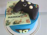 Xbox Birthday Card for Sale Madden Football Xbox Birthday Cake soccer Birthday Cakes