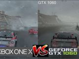 Xbox One X Graphics Card Name forza 7 Xbox One X Vs Pc Gtx 1060 Graphics Comparison Pc