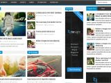 Xml Templates for Blogger Free Download Linezap High Ctr Magazine Blogger Template High Ctr
