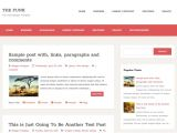 Xml Templates for Blogger Free Download the Funk Simple Blogger Template Blogspot Templates 2018