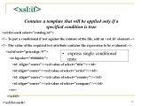 Xsl Multiple Templates Extensible Stylesheet Language Ppt Download