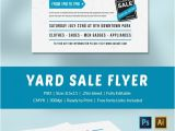 Yard Sale Flyers Free Templates 14 Best Yard Sale Flyer Templates Psd Designs Free
