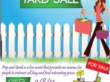 Yard Sale Flyers Free Templates 21 Best Yard Sale Flyer Templates Psd Word Eps Free