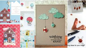 Year 2 Christmas Card Ideas Make Your Own Creative Diy Christmas Cards This Winter