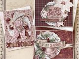 Year 2 Christmas Card Ideas the Bobunny Blog Christmas Treasure Dimensional Cards